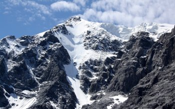 Wallpaper: Ortler, highest mountain in the Eastern Alps