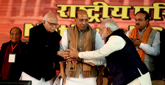 Home minister of india 2019-Rajnath Singh