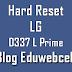 Hard Reset LG D337 L Prime
