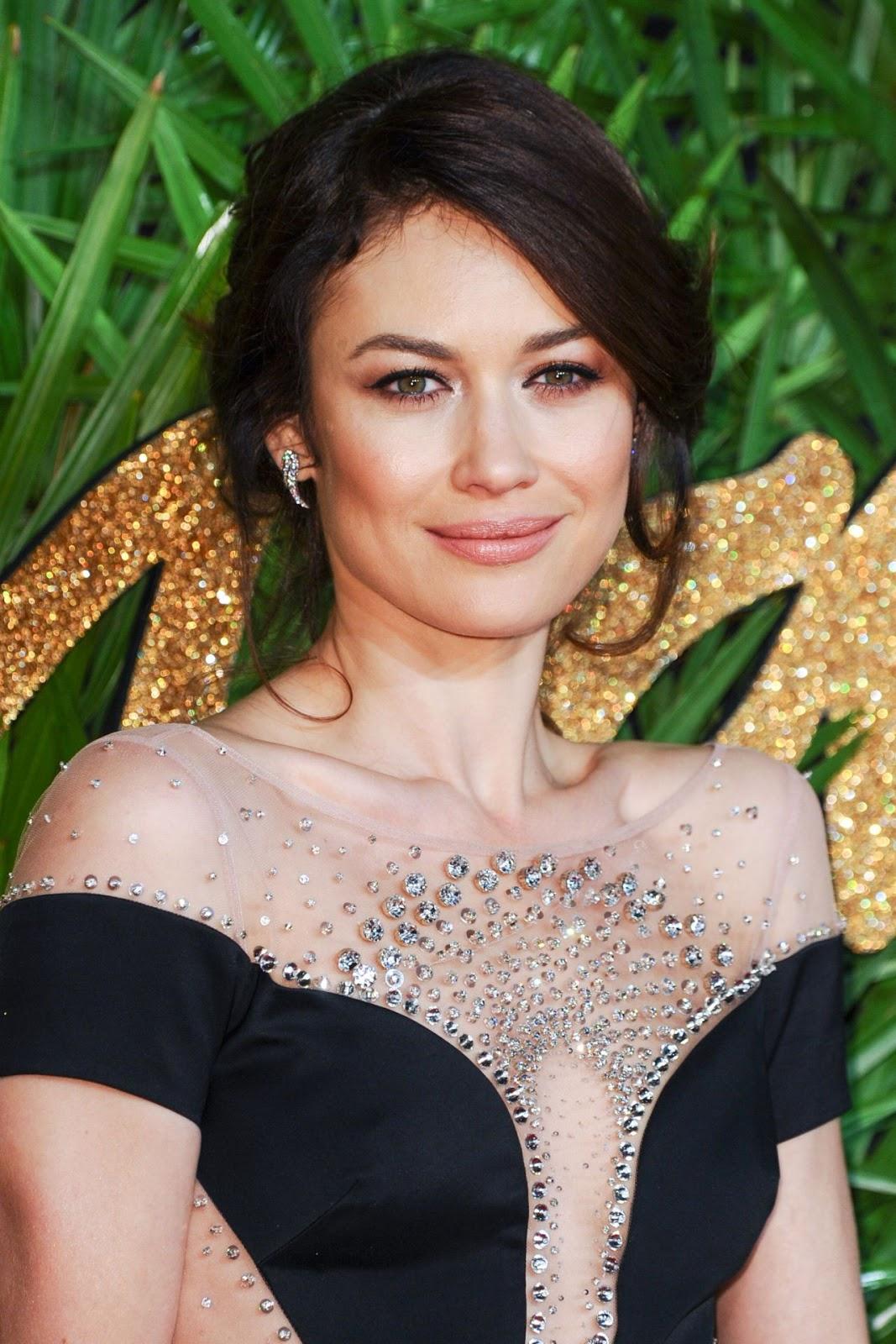 Olga Kurylenko Sexy Images In Fashion Awards 2017 In ... Olga Kurylenko
