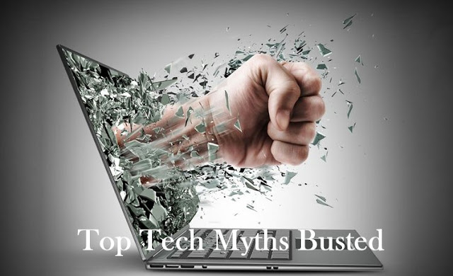 Top Tech Myths Busted