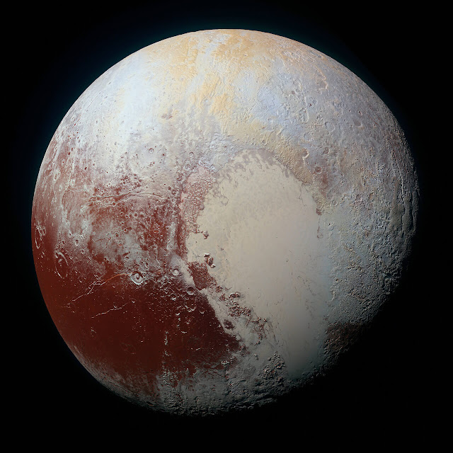 Plutón HD
