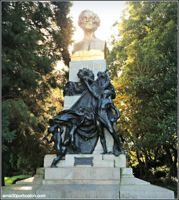 Golden Gate Park: Verdi
