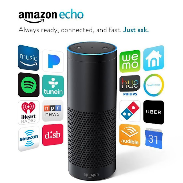 Amazon Prime: 50% Off Amazon Echo or 30% Off Amazon Echo Dot!
