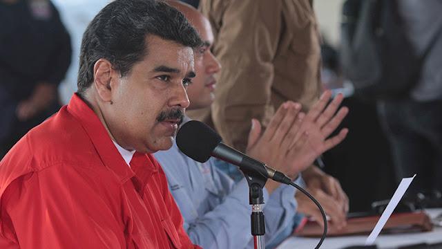 "Maduro a Santos: ""Soy tu padre. Inclínate ante tu padre"""