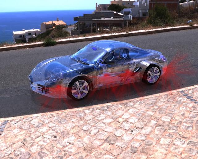 Inventor cria sensor lateral de estacionamento para proteger pneus e rodas
