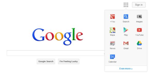 Google Tests A New Navigation Interface