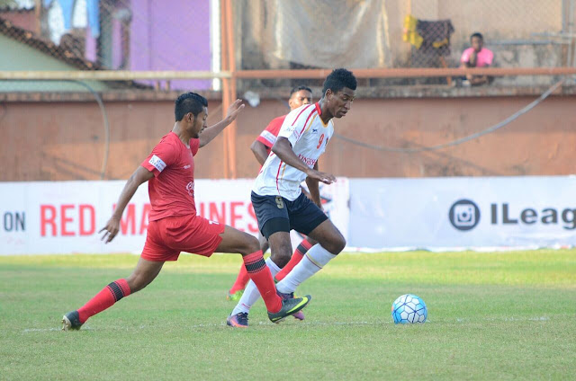 Hero I-League 2016-17 Results