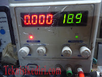 Turtorial Dasar Dalam Menggunakan PSU (Power Supply Unit)