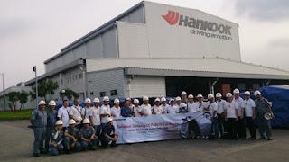 Info Lowongan Kerja SMK PT Hankook Tire Indonesia,Cikarang