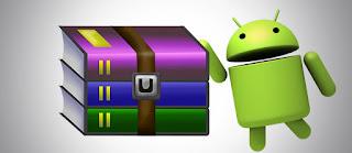 Download Gratis Aplikasi RAR atau ZIP For Android  Beserta Caranya
