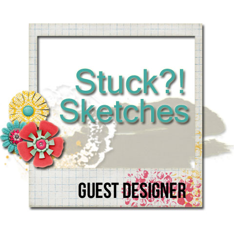Stuck Sketches Guest Designer