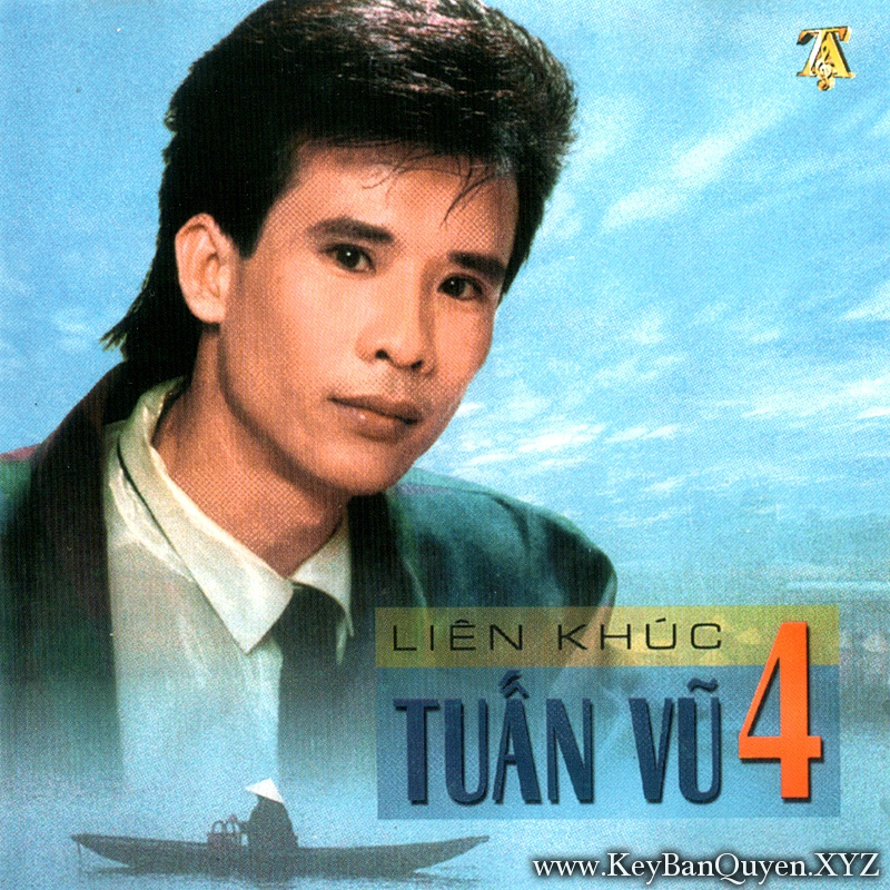 CD nhạc Liên Khúc Tuấn Vu (1989) FLAC