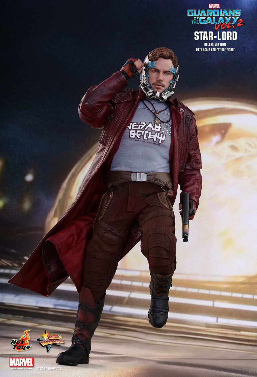 GUARDIANS OF THE GALAXY VOL.2 - STAR-LORD (Deluxe Version) 1