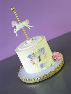 Carousel Cake Brisbane