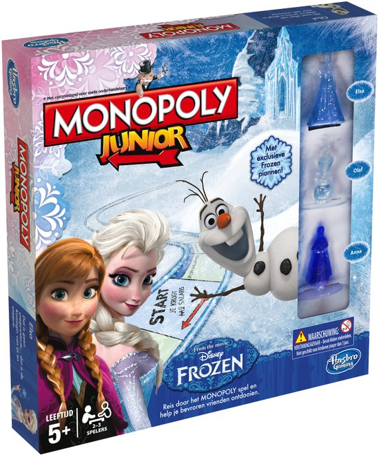 Monopoly Frozen - coole kado's