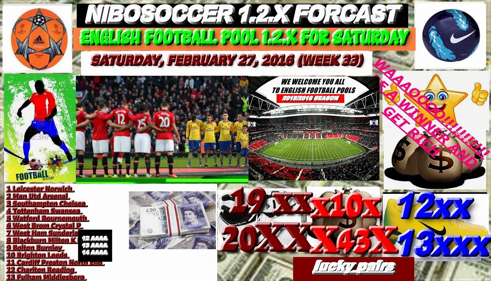 UK AND AUSTRALIAN FOOTBALL POOL 1 2 X EXPOSURE