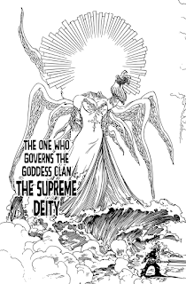 Supreme Deity - The Seven Deadly Sins
