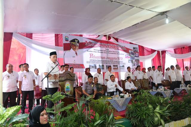 Pemkab Lampung Selatan Kucurkan 46 Miliar Untuk Kecamatan Tanjung Bintang