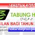 Job Vacancy at TH - Lembaga Tabung Haji
