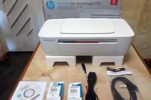 CD Driver HP DeskJet 1115 - YTB