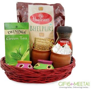 Exclusive Diwali Basket - GiftsbyMeeta