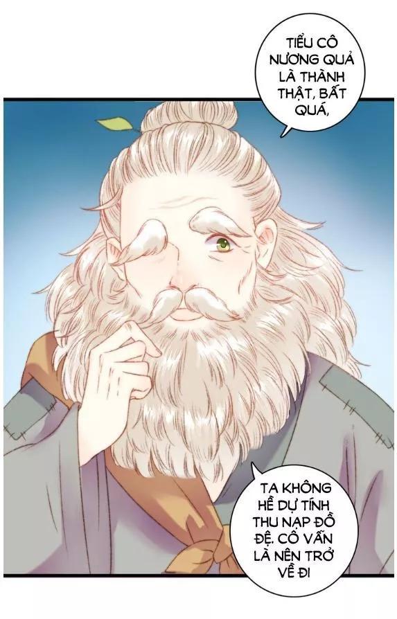 Nàng Phi Cửu Khanh - Thần Y Kiều Nữ chap 5 - Trang 13