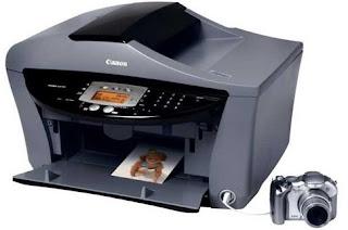 Imprimante Pilotes Canon PIXMA MP750 Télécharger