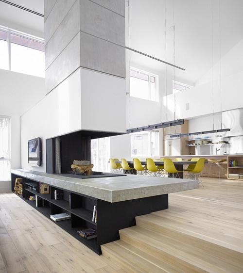 A Home That S Modern Inside And Out: Atemporal Decor: Explorando Pequenos Desníveis