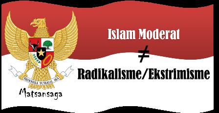 Program Pengarusutamaan Islam Moderat dan Kontra Radikalisme