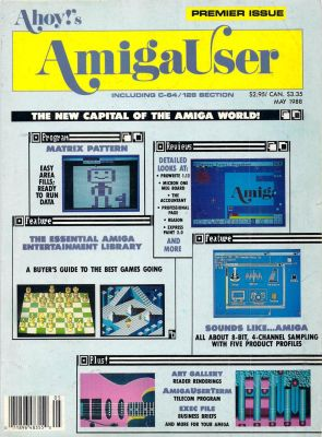 Ahoy! Amiga User