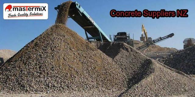 Concrete Suppliers NZ