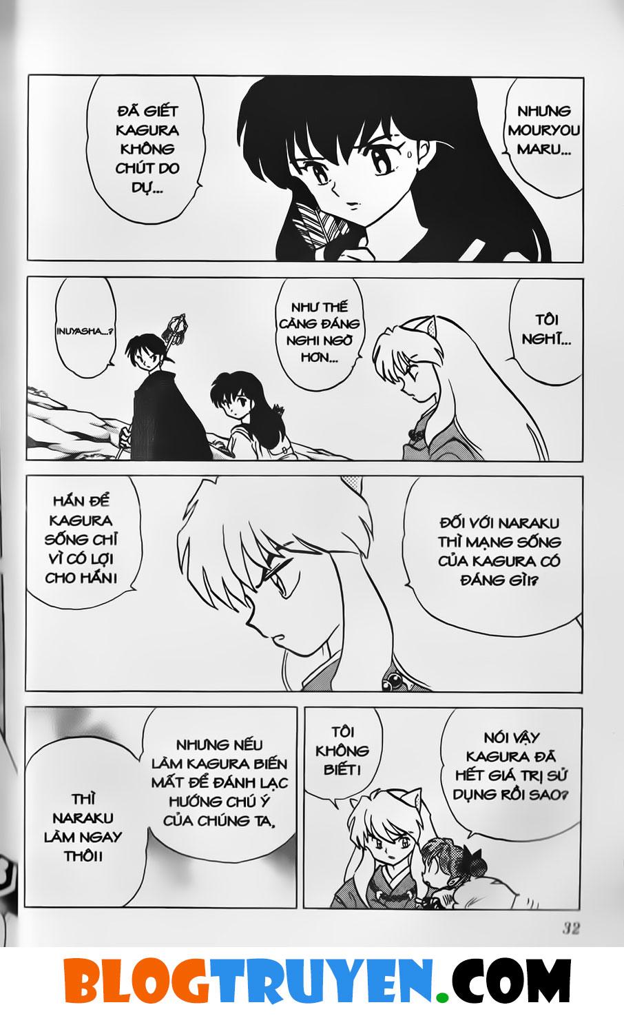 Inuyasha vol 36.2 trang 11