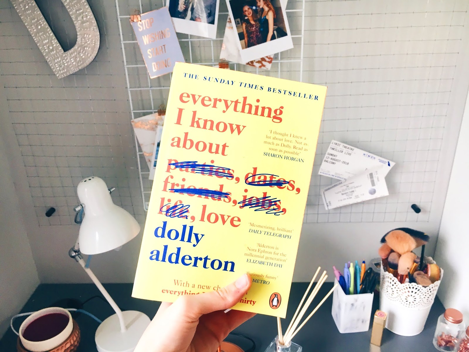Everything I Know About Love by Dolly Alderton Review