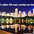 As dez Rádios FM mais ouvidas em Goiânia no final de 2018