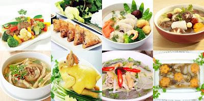 Học nấu ăn tại Lào Cai