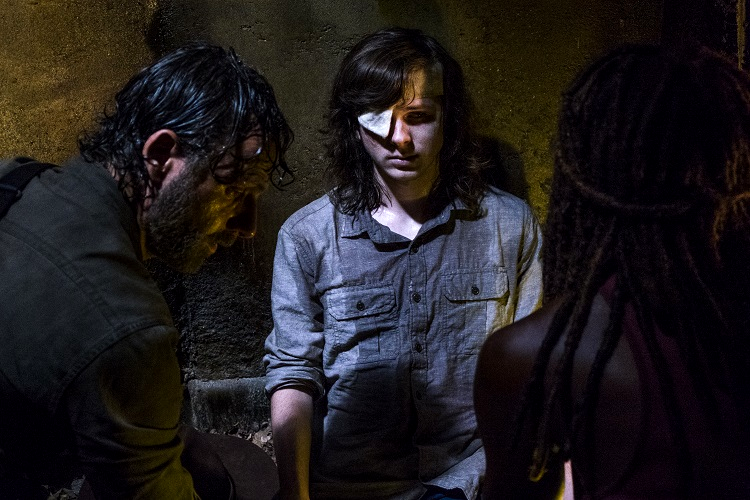 The Walking Dead Honor Episode Recap