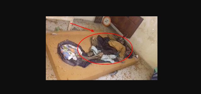 Dicurigai Karena Tak Pernah Keluar Rumah, Wanita Ini Ditemukan Hanya Tinggal Tulang Belulang