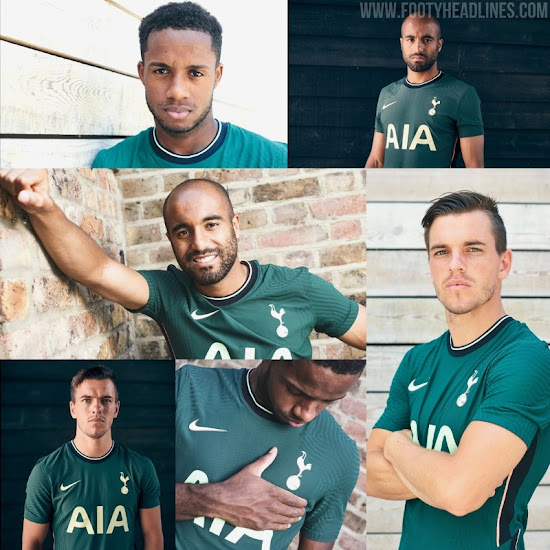 Nike Tottenham Hotspur 20 21 Away Kit Released Footy Headlines