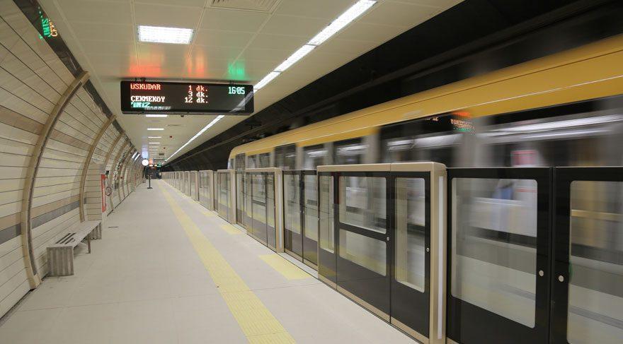 Sürücüsüz metro için son tarih, 14 Eylül 2017