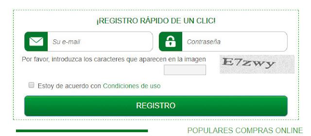 formulario registro greenphantera