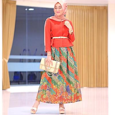 Desain Baju Muslim Modern Dian Pelangi Terbaru Casual