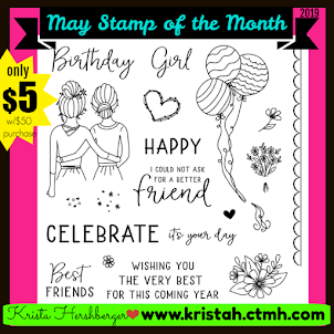 May 2019 Stamp of the Month
