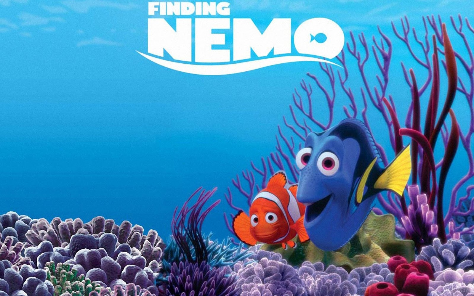 finding nemo hd wallpapers - photo #2