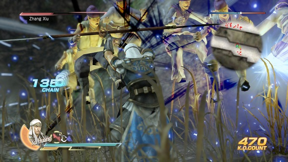 Dynasty Warriors 8: Xtreme Legends (USA) PS3 ISO Screenshots #4