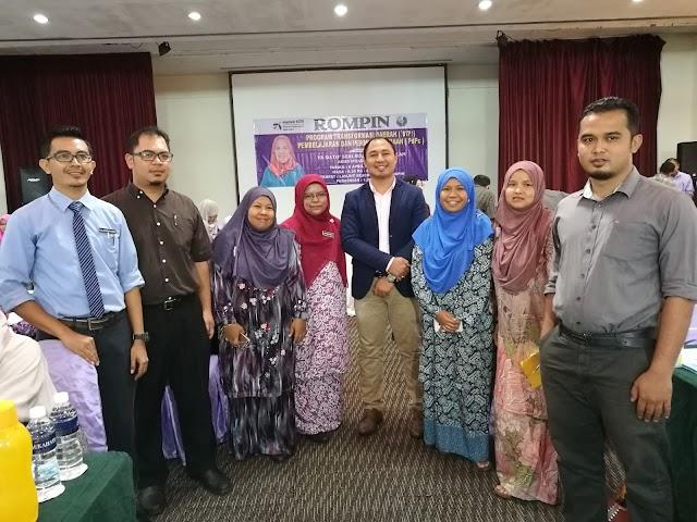 Seminar Pembelajaran Abad 21 di Rompin