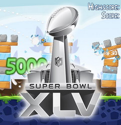 Angry Birds update adds 15 new levels, Super Bowl commercial will unlock special level