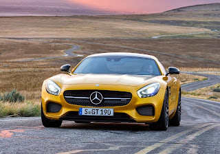 2016 Mercedes Benz GT AMG Rumors