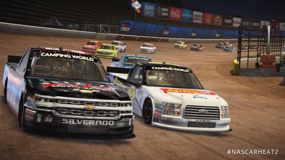 NASCAR Heat 2 screenshot 3